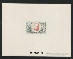 1962 - YT 1344  - Epreuve De Luxe  - Cote 40€ - Epreuves De Luxe