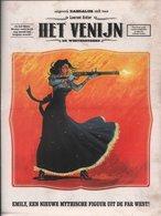 Krant Het Venijn (Laurent Astier) (Daedalus 2019) - Livres, BD, Revues