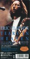 Eric Clapton - CD Single - Tears In Heaven - Japon - Collectors