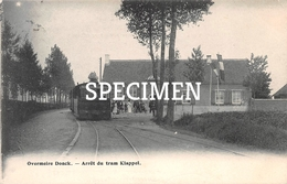 Arrêt Du Tram Klappel - Overmeire Donck -  Berlare - Berlare
