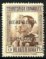 Guinea Española Nº 229 Nuevo. Cat.61€ - Guinea Española