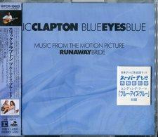 Eric Clapton - CD Single - Blues Eyes Blue - Japon - Edizioni Limitate