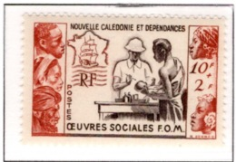 Ex Colonie Française  * Nlle Calédonie *   278   N** - Unused Stamps