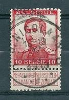 118 Gestempeld  ST NICOLAAS C - COBA 7 Euro - 1912 Pellens