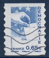 AA 180 (4202) Démocratie (2008) Oblitéré - KlebeBriefmarken