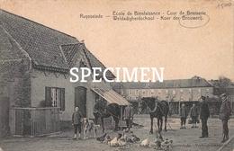 Weldadigheidschool - Koer Der Brouwerij -  Ruiselede - Ruiselede