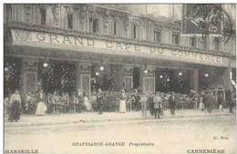 MARSEILLE : Cannebiere Café Du Commerce - The Canebière, City Centre