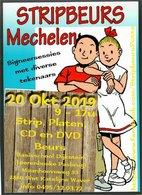 Publiciteit Stripbeurs Mechelen Putte 2019 - Livres, BD, Revues