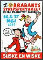 Publiciteit 35ste Brabants Stripspektakel Eindhoven Mei 2020 - Livres, BD, Revues