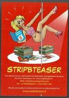 Publiciteit StripBteaser - Livres, BD, Revues