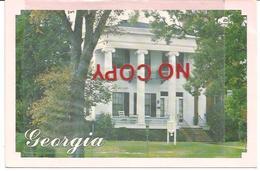 Macon, Cannonball House And Museum. Augusta 9.8.1995. Posta Aerea. - Augusta