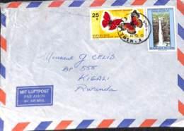 [902703]B/TB//-Zaïre / RD CONGO  -  Papillons, Nature - Farfalle