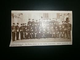 ST.GILLES DENDERMONDE. Brandweer - Vrijwillig Pompierskorps - Documents Historiques