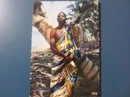 Carte Postale Afrique Jeune Ivoirien - Elfenbeinküste