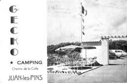 06 - Juan Les Pins - Camping Gecko, Chemin De La Colle - Juan-les-Pins