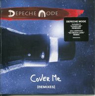 Depeche Mode - CD Single - Cover Me - Editions Limitées