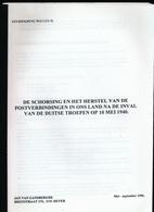 979/25 --  BELGIE Artikel , Schorsing En Herstel Postverbindingen Na 10 Mei 1940 , 30 Blz., Door Van Gansberghe , 1996 - Correomilitar E Historia Postal