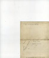 Carte Lettre -  République Française - Photographie Ancienne 28, Bd Poissonniere, Paris - Mappe