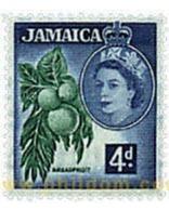 Ref. 619136 * MNH * - JAMAICA. 1956. DIFFERENT CONTENTS . MOTIVOS VARIOS - Unclassified