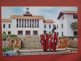 Ghana - Gold Coast  University College Of Ghana  Stamp & Cancel  Ref 3796 - Ghana - Gold Coast