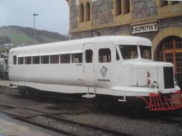 Azpeitia Railway Museum Michelin - Gares - Avec Trains