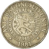 Monnaie, Philippines, 25 Sentimos, 1981, TTB, Copper-nickel, KM:227 - Philippines