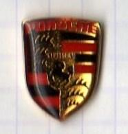PINS AUTOMOBILE PORSCHE 01 - Porsche