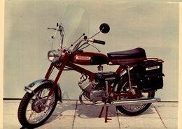 Moto 50  +-17cm X 11cm  Moto MOTOCROSS MOTORCYCLE Douglas J Jackson Archive Of Motorcycles - Andere