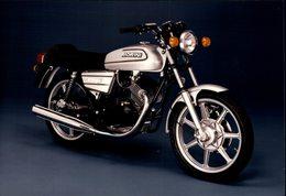Morini 125 +-17cm X 11cm  Moto MOTOCROSS MOTORCYCLE Douglas J Jackson Archive Of Motorcycles - Andere