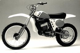 SWM 250M.C. +-20cm X 13cm  Moto MOTOCROSS MOTORCYCLE Douglas J Jackson Archive Of Motorcycles - Andere