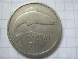 1 Florin 1951 - Irlanda