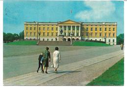 4180c: AK Gest. Voksenkollen 1962, Gelaufen Nach Schweden - Norvegia
