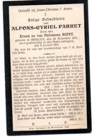 Brielen Parret Noppe 1875 - 1906 R - Vieux Papiers