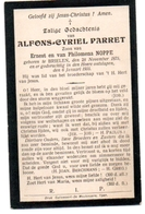 Brielen Parret Noppe 1875 - 1906 R - Vecchi Documenti