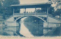 Lille LP 40 Pont Napoléon Detruit En 1918 état Neuf - Lille