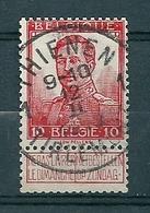 111 Gestempeld  THIENEN - TIRLEMONT 1 - 1912 Pellens