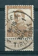113 Gestempeld  THIENEN - TIRLEMONT 1 - 1912 Pellens