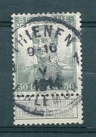 115 Gestempeld  THIENEN - TIRLEMONT 1 - 1912 Pellens