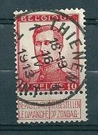 118 Gestempeld  THIENEN - TIRLEMONT 1 - 1912 Pellens