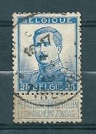 120 Gestempeld  THIENEN - TIRLEMONT 1 - 1912 Pellens