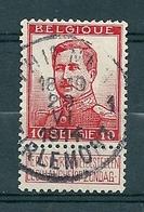 123 Gestempeld  THIENEN - TIRLEMONT 1 - 1912 Pellens