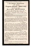 Elverdinge Winnezele (FR) Breyne Bentein 1837 - 1925 - Vecchi Documenti
