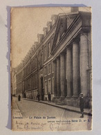 LOUVAIN  Carte Précurseur En Bon état - Le Palais De Justice  DEN1070 - Belgique