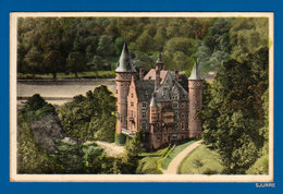 MARCHE LES DAMES / Namen - Kasteel - Le Château Vu Du Haut Des Rochers * - Namen
