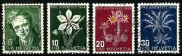 Suiza Nº 433/36 Usada. Cat.9€ - Used Stamps