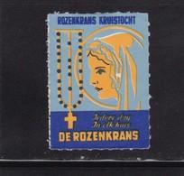 Netherlands   Cinderella Rozenkrans Kruistocht - Non Classés
