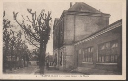 """TRAPPES """"78"""" __AVENUE CARNOT  _ LA MAIRIE - Trappes"""