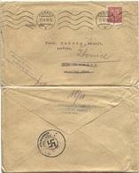 Deutsches Reich Sudeten CSR Drucksache 11.10.38 Königswald - Occupation 1938-45