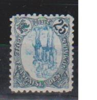 COTE DES SOMALIS          N°  YVERT  45 Centre Renversé   NEUF SANS CHARNIERE      ( Nsch 02/14 ) - Côte Française Des Somalis (1894-1967)