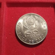 Capo Verde 50 Escudos 1977 - Capo Verde